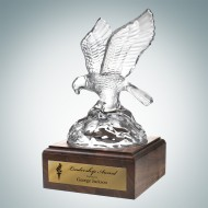 Soaring Eagle - Walnut Base
