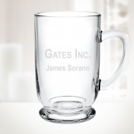 16oz Bolero Glass Mug