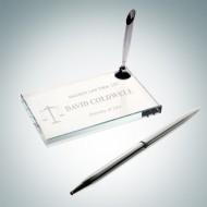 Sterling Silver Pen Set