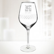 Diamond Bordeaux Wine Glass 22.75oz