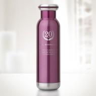 bq Classic Plum Purple Vacuum Bottle