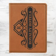 Rawhide Leatherette Passport Holder