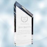 Acrylic Clear Concept Award