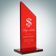 Red Glass Honorary Sail Award