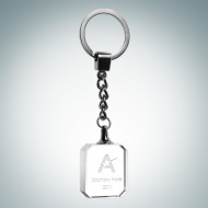 Tile Treasure Keychain