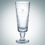 Diamond Net Vase | Handcut, Made in Italy