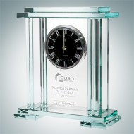 Jade Royal Palace Clock