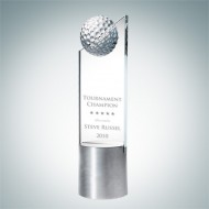 Golf Pinnacle with Aluminum Base