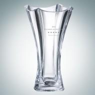 Crystalite Colosseum Flair Vase