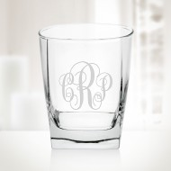 Sterling DOF Whiskey Glass, 13oz