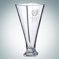 Crystalite Quadro Vase