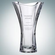 Crystalite Smile Flair Vase