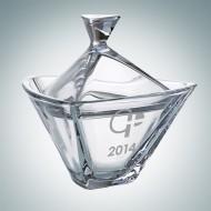 Crystalite Triangle Box